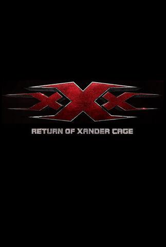 File:XXX Return of Xander Cage Teaser Poster.jpg