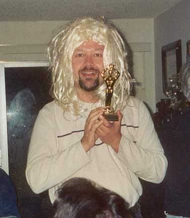 Tim cain hair award