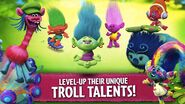Crazy Forest Party - Level-up their unique Troll talents