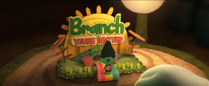 Branch Youre Invited Card