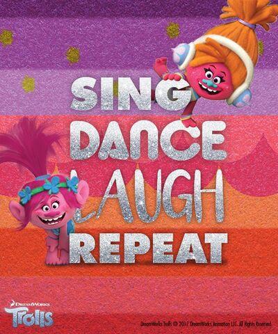 File:Trolls - Sing Laugh Dance Repeat.jpg