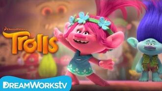 """""""Can't Stop The Feeling!"""" Official Movie Clip - TROLLS"""
