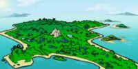 Trollhiti Island