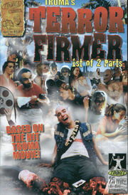 Terror firmer comic book issue 1