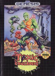 Toxic crusaders genesis