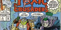 Toxic Crusaders Issue 4 (Marvel)
