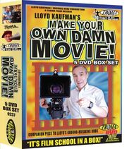 Make your own damn movie dvd box set