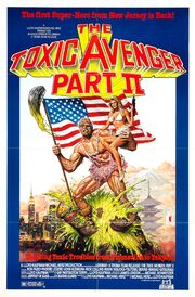 POSTER-THE-TOXIC-AVENGER-PART-II