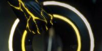 Abraxas's identity disc