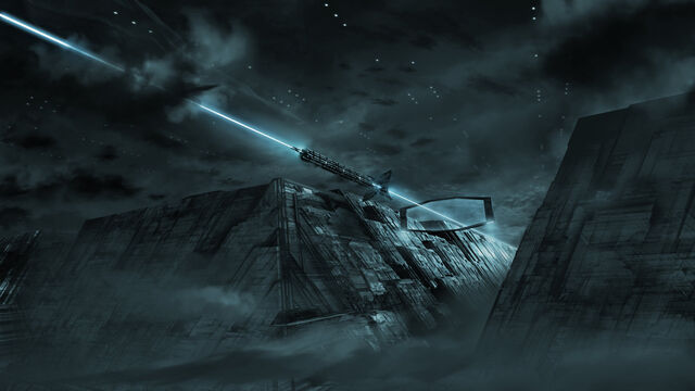 File:Tron legacy solar sailer1 by vyle art-d38ifgp.jpg