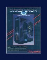 Discs Of Tron Ad