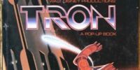 TRON: A Pop-up Book