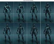 Tron-Evolution Concept Art by Daryl Mandryk 21a