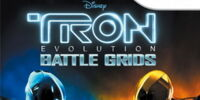 TRON: Evolution - Battle Grids