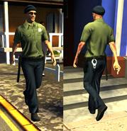 Police member T5
