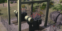 Electric Substation (Tropico 3 and 4)