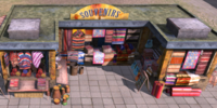 Souvenir Shop (Tropico 3 and 4)