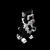 Tuxedo Cat small