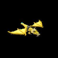 Valkizer, King of Dragons Model