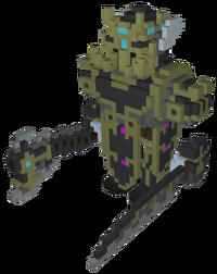 Ice Giant King Model