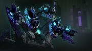 Art Shadow Hydrakken