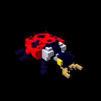 Giant Ladybug Model