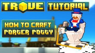 Scythe's Trove Guide ✪ HOW TO GET THE PORTER POTTYMOUNT!