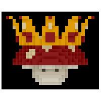 Enemy Mushroom King