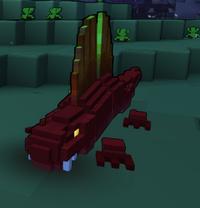 Dimetrodon ingame