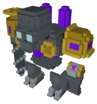 Gigas Minerbot Model