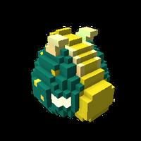 Dormant Worldspring Dragon Egg