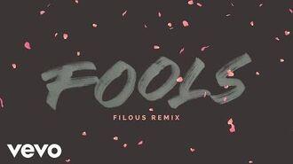 Troye Sivan - FOOLS (Filous Remix)