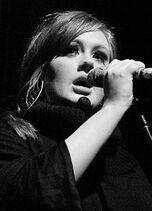 Adele - Live 2009 (4) cropped