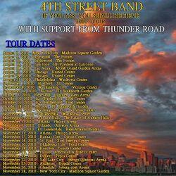 2010 tour