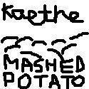 K mashedpotato