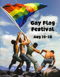 Gay Flag Festival