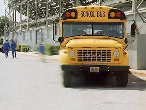 1960's GM Bus