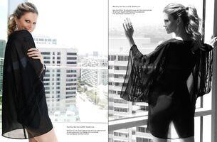 Kristin 2012 Mag Spread