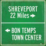 Logo-22 miles to Shreveport