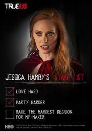 Jessica stakelist