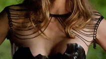 Armor-jewelry-black-metal-necklace-for-hbos-true-blood-profile