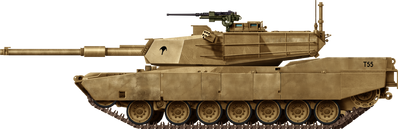 M1 Abrams-2ndArmDiv-Demo-SAr83