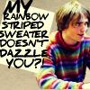 Rainbowstripedsweater