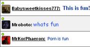 Porn is fun