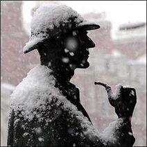 Sherlock-Holmes-in-snow