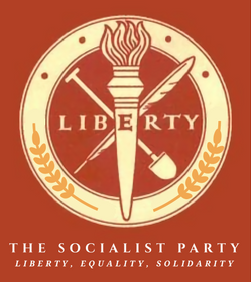 File:TSR SOCIALIST PARTY new torch logo 2.png