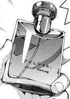 Amasogi Perfume Manga