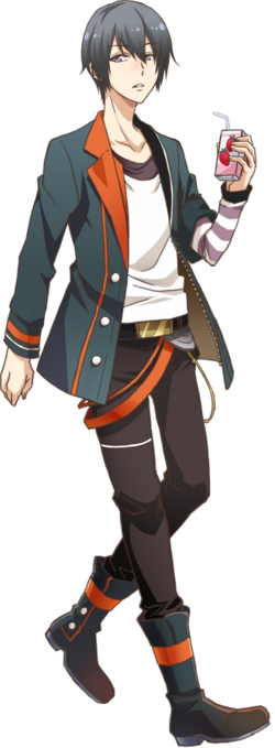 Arata 2012-2014 stage anime