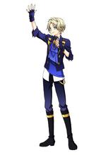 Aoi anime stage