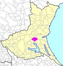 File:Ibaraki Minori-town.png